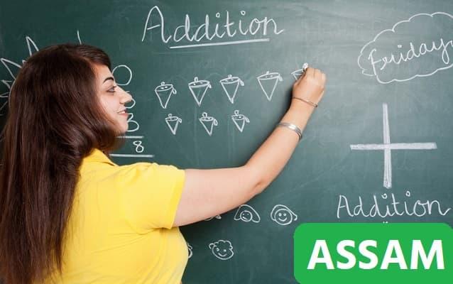 DSE Assam Graduate Teacher Recruitment