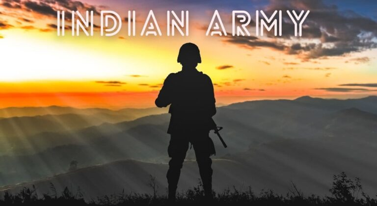indian army selection process