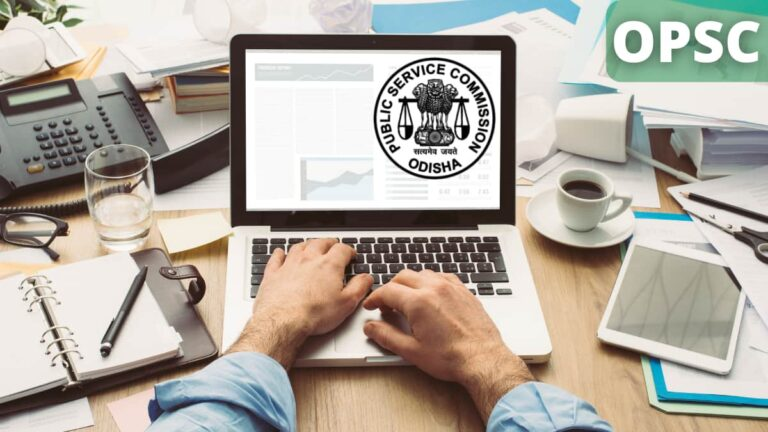 opsc.gov.in admit card download