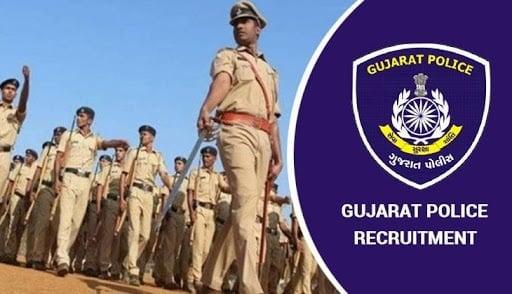 gujarat police bharti notification