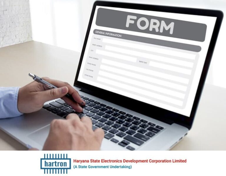 hartron.org.in admit card download