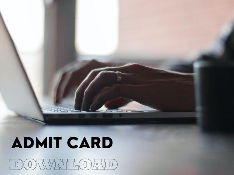 OSSSC RI Admit Card 2021 released Odisha Revenue Inspector Exam on 29 August