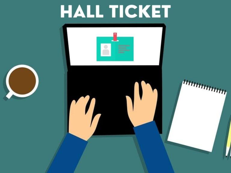 AP High Court Hall Ticket download