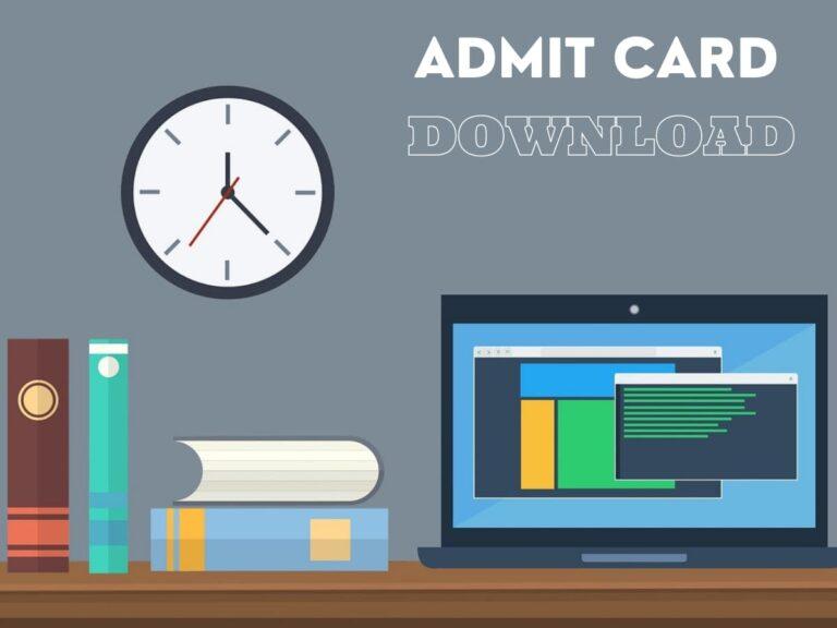 ossc ipo exam admit card