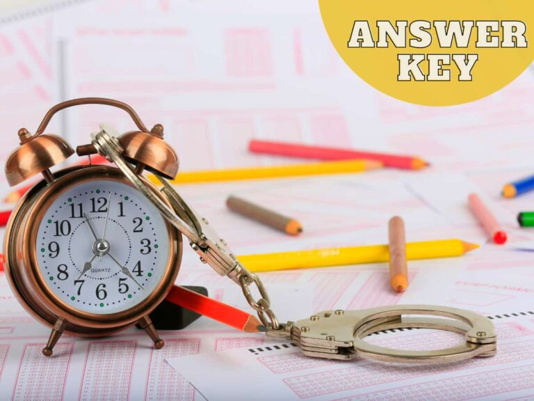 OJEE Answer Key 2021 Odisha JEE Entrance Exam Question Paper & Solutions
