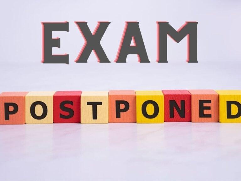 neet pg exam postponed
