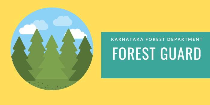 Karnataka Forest Guard Hall Ticket