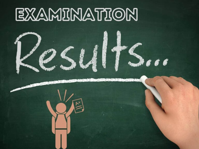 up board 10th result date website