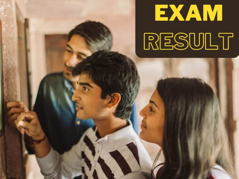 gujcet result date