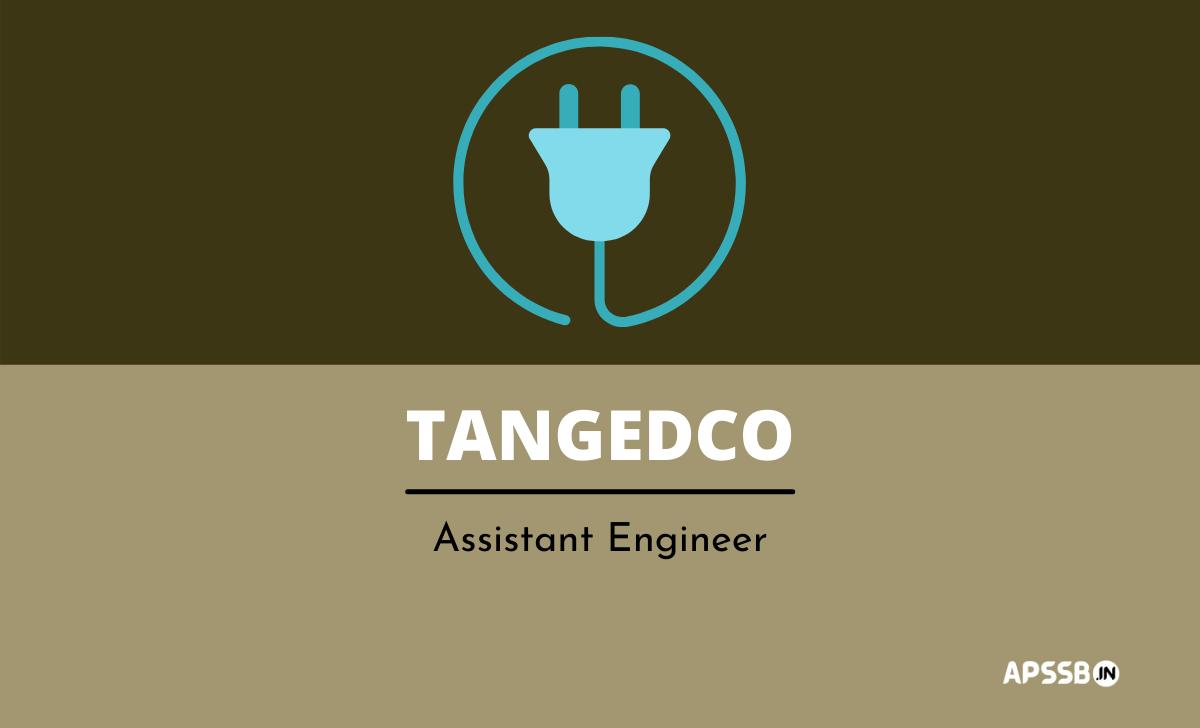tangedco ae hall ticket
