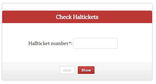 JNTUK Hall Ticket 2021 from jntukexams.net: Time Table for B.Tech 3-2 Released
