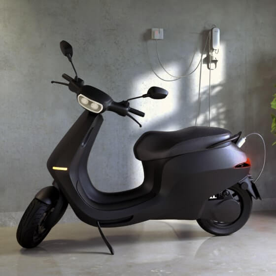 ola electric scooter price