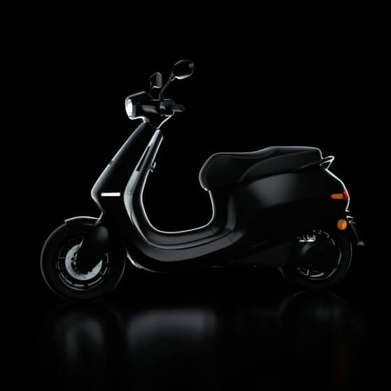 ola electric scooter booking online