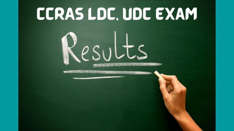 ccras result
