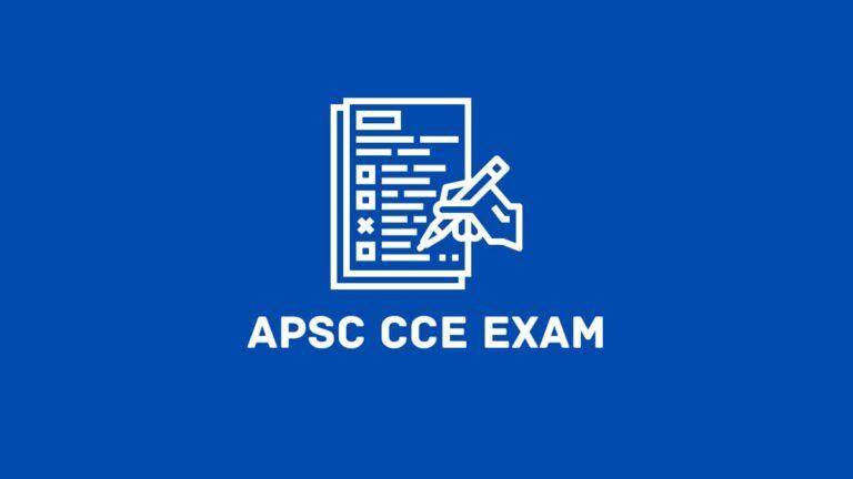 apsc cce answer key