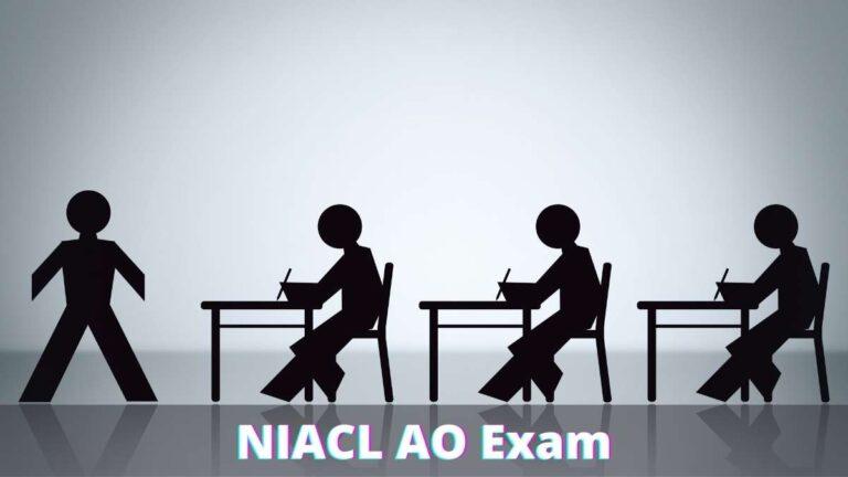 NIACL AO Exam Date Notice